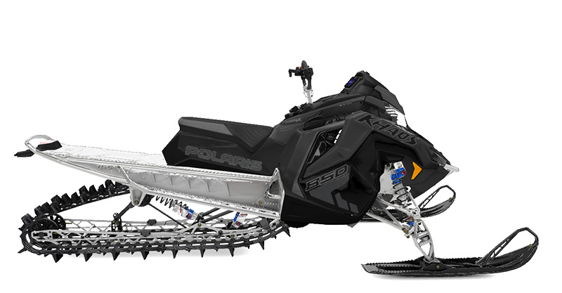 2022 Polaris 850 RMK KHAOS Matryx Slash 155 SC in Pinehurst, Idaho