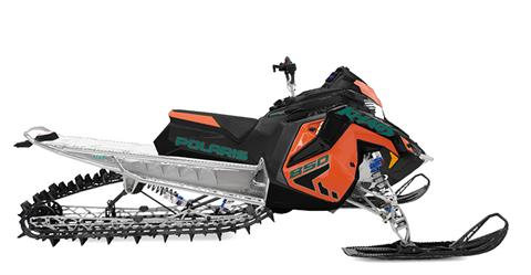 2022 Polaris 850 RMK KHAOS Matryx Slash 155 SC in Greenland, Michigan