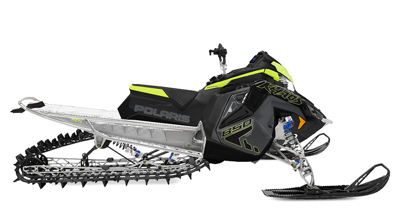 2022 Polaris 850 RMK KHAOS Matryx Slash 155 SC in Rothschild, Wisconsin