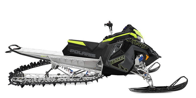2022 Polaris 850 RMK KHAOS Matryx Slash 163 3 in. SC in Newport, Maine