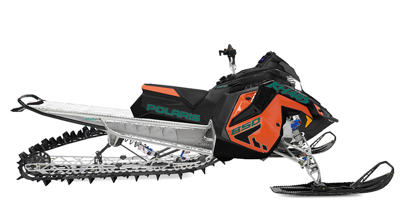 2022 Polaris 850 RMK KHAOS Matryx Slash 165 2.75 in. SC in Pinehurst, Idaho
