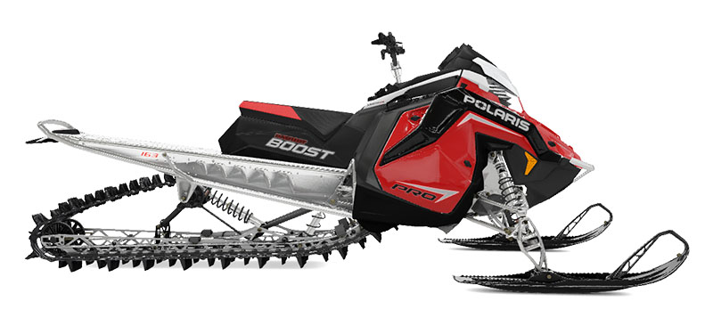 2022 Polaris Patriot Boost 850 PRO RMK Matryx Slash 163 3 in. SC in Three Lakes, Wisconsin