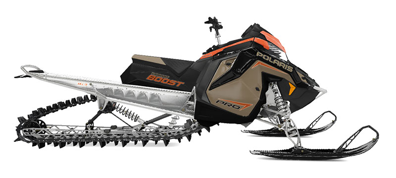 2022 Polaris Patriot Boost 850 PRO RMK Matryx Slash 163 3 in. SC in Pittsfield, Massachusetts