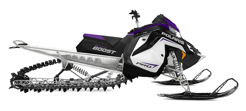 2022 Polaris Patriot Boost 850 PRO RMK Matryx Slash 163 3 in. SC in Park Rapids, Minnesota