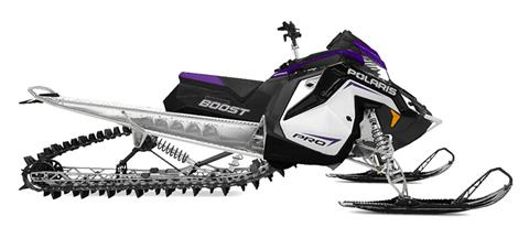 2022 Polaris Patriot Boost 850 PRO RMK Matryx Slash 163 3 in. SC in Mount Pleasant, Michigan