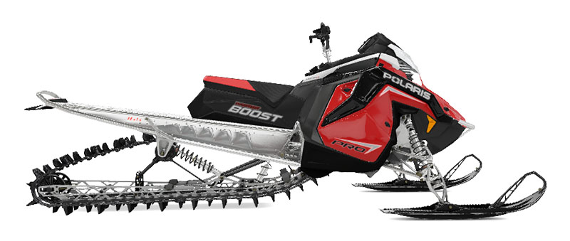 2022 Polaris Patriot Boost 850 PRO RMK Matryx Slash 165 2.75 in. SC in Pinehurst, Idaho
