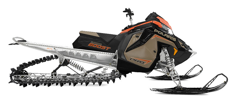 2022 Polaris Patriot Boost 850 PRO RMK Matryx Slash 165 2.75 in. SC in Healy, Alaska