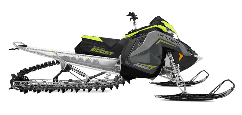 2022 Polaris Patriot Boost 850 PRO RMK Matryx Slash 165 2.75 in. SC in Deerwood, Minnesota