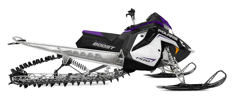 2022 Polaris Patriot Boost 850 PRO RMK Matryx Slash 165 2.75 in. SC in Rexburg, Idaho