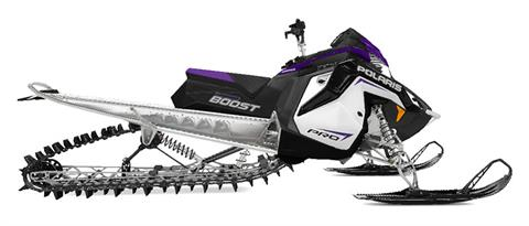 2022 Polaris Patriot Boost 850 PRO RMK Matryx Slash 165 2.75 in. SC in Hancock, Wisconsin