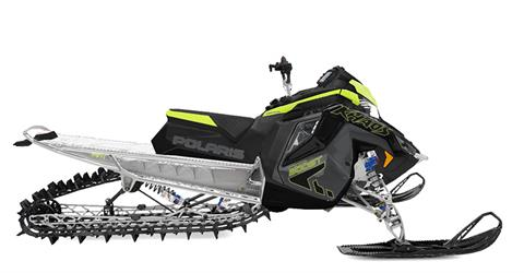2022 Polaris Patriot Boost 850 RMK KHAOS Matryx Slash 155 SC in Milford, New Hampshire