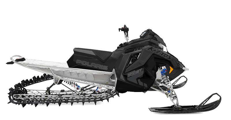 2022 Polaris Patriot Boost 850 RMK KHAOS Matryx Slash 155 SC in Mio, Michigan