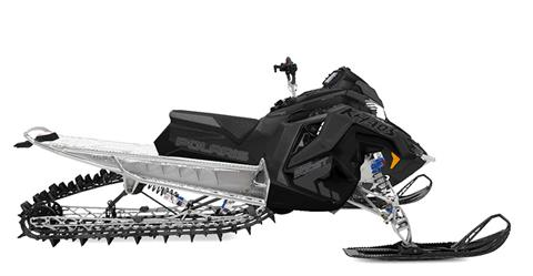 2022 Polaris Patriot Boost 850 RMK KHAOS Matryx Slash 155 SC in Hancock, Wisconsin