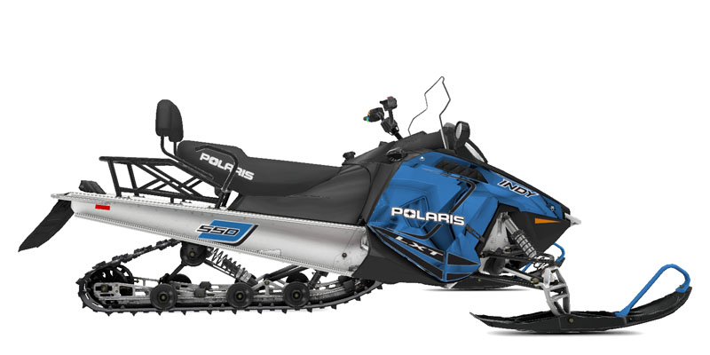 2022 Polaris 550 Indy LXT ES in Fairbanks, Alaska