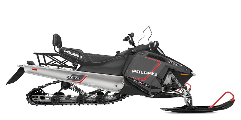 2022 Polaris 550 Indy LXT ES North Edition in Cottonwood, Idaho