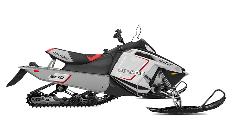 2022 Polaris 550 Indy 144 ES in Rock Springs, Wyoming