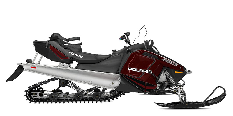 2022 Polaris 550 Indy Adventure 144 ES in Fond Du Lac, Wisconsin