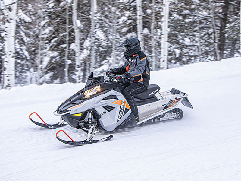 2022 Polaris 550 Indy EVO 121 ES in Pinehurst, Idaho - Photo 3
