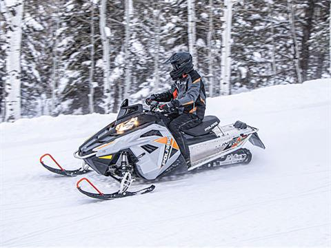 2022 Polaris 550 Indy EVO 121 ES in Elma, New York - Photo 3