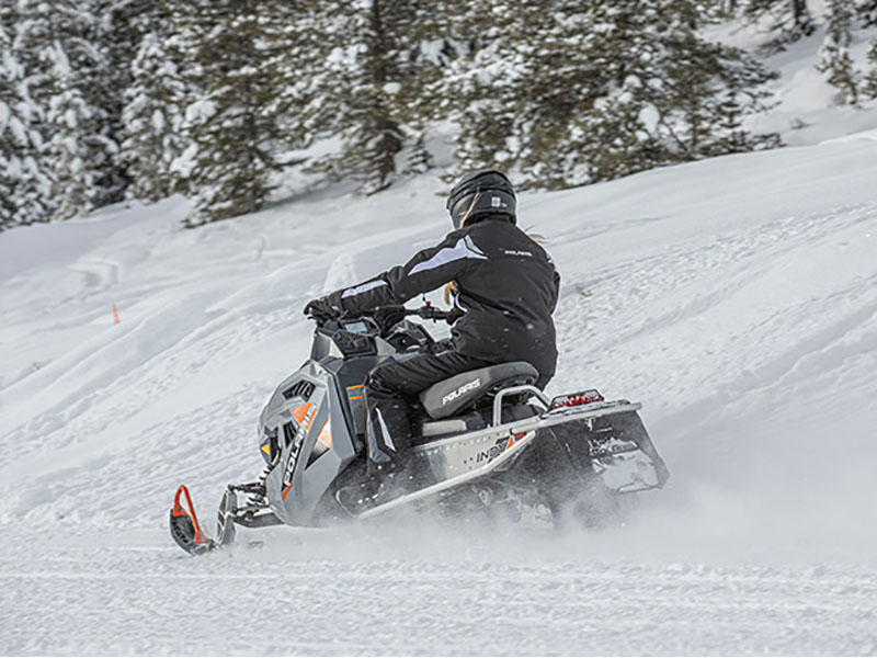 2022 Polaris 550 Indy EVO 121 ES in Anchorage, Alaska - Photo 4
