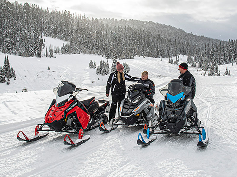 2022 Polaris 550 Indy EVO 121 ES in Lake City, Colorado - Photo 5