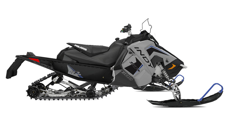 2022 Polaris 600 Indy SP 129 ES in Milford, New Hampshire