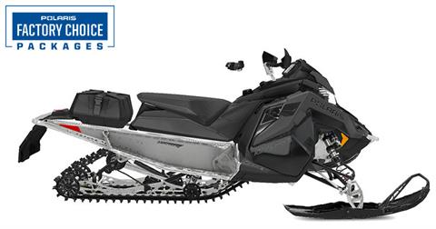 2022 Polaris 650 Indy Adventure 137 Factory Choice in Ponderay, Idaho