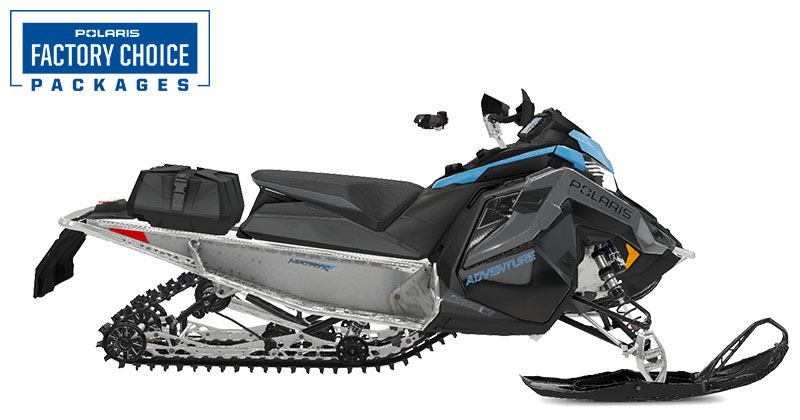 2022 Polaris 650 Indy Adventure 137 Factory Choice in Fond Du Lac, Wisconsin
