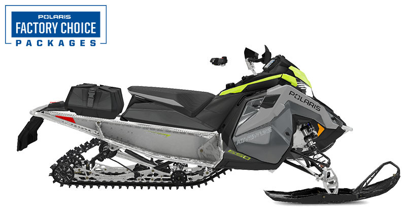2022 Polaris 650 Indy Adventure 137 Factory Choice in Duck Creek Village, Utah