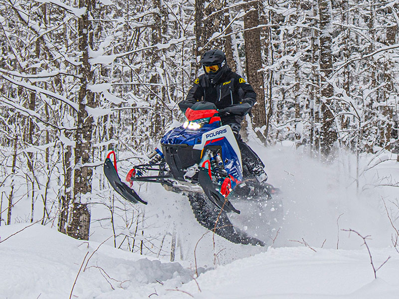 2022 Polaris 650 Indy XCR 128 SC in Hancock, Michigan - Photo 7