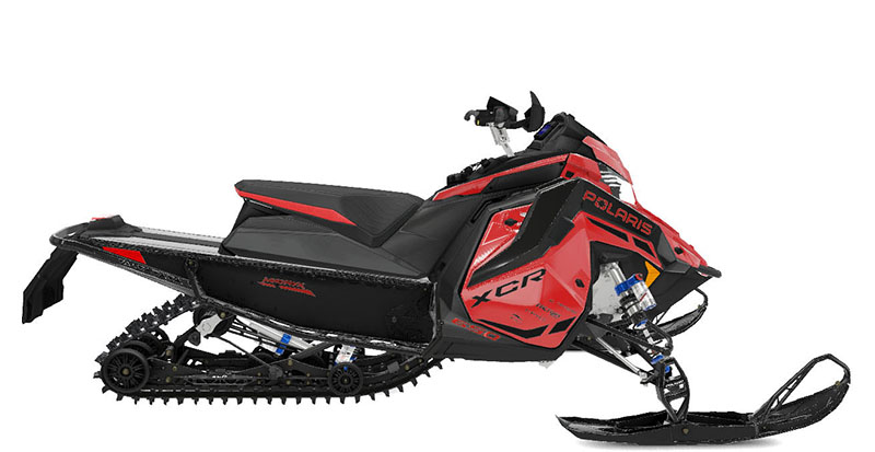 2022 Polaris 650 Indy XCR 128 SC in Anchorage, Alaska - Photo 1