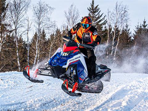 2022 Polaris 650 Indy XCR 128 SC in Anchorage, Alaska - Photo 3