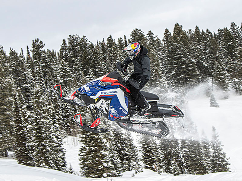 2022 Polaris 650 Indy XCR 128 SC in Anchorage, Alaska - Photo 4