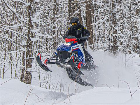 2022 Polaris 650 Indy XCR 128 SC in Anchorage, Alaska - Photo 7