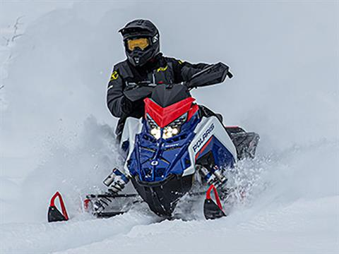 2022 Polaris 650 Indy XCR 128 SC in Pittsfield, Massachusetts - Photo 8
