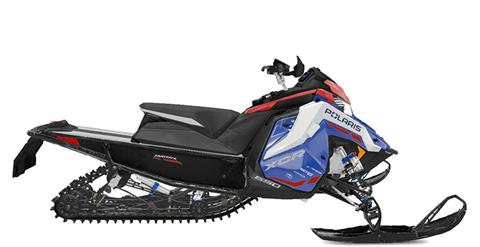 2022 Polaris 650 Indy XCR 136 SC in Mountain View, Wyoming