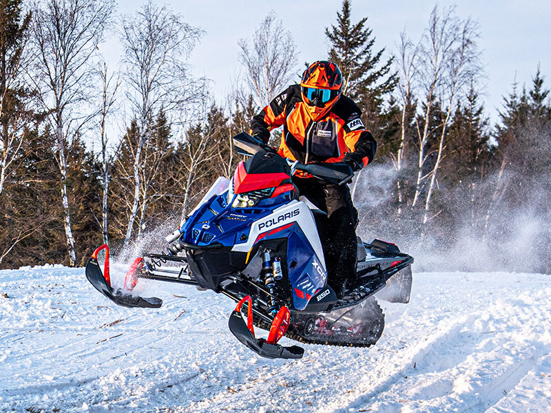 2022 Polaris 650 Indy XCR 136 SC in Anchorage, Alaska - Photo 3
