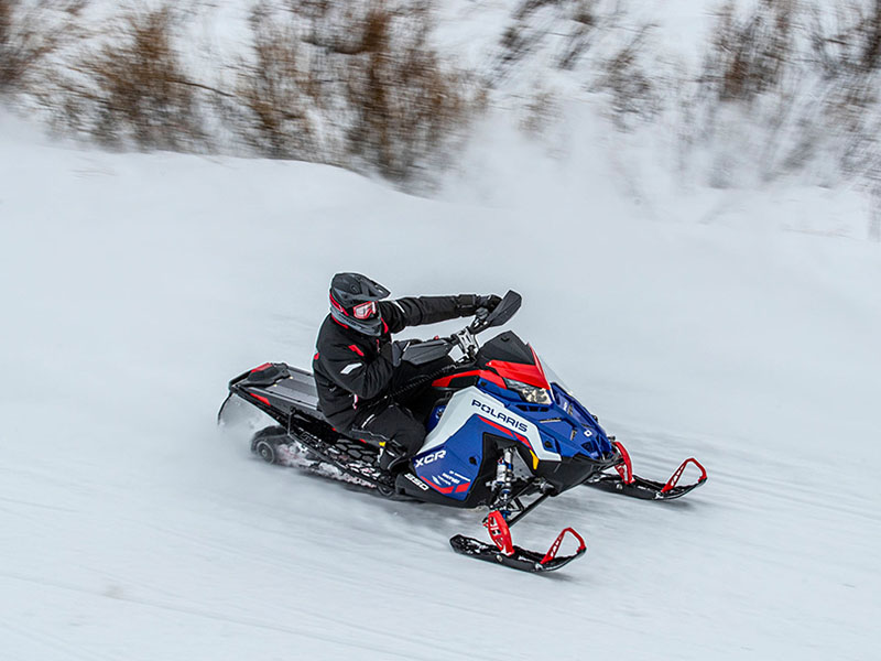 2022 Polaris 650 Indy XCR 136 SC in Anchorage, Alaska - Photo 9