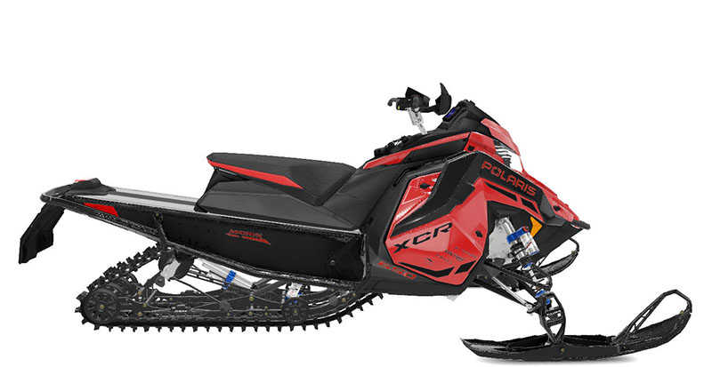 2022 Polaris 650 Indy XCR 136 SC in Pittsfield, Massachusetts - Photo 1