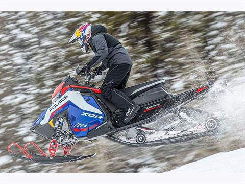 2022 Polaris 650 Indy XCR 136 SC in Pittsfield, Massachusetts - Photo 6