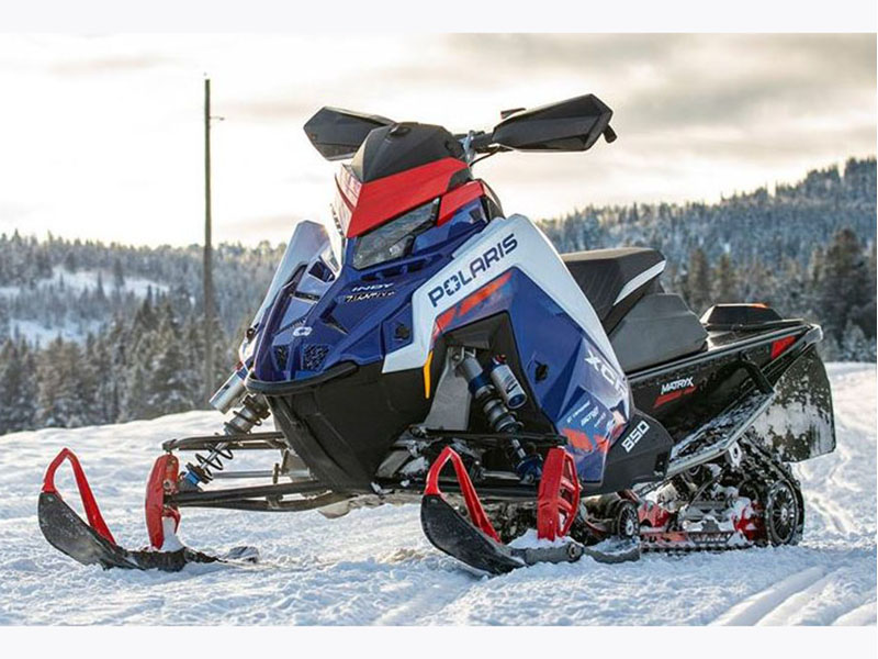 2022 Polaris 650 Indy XCR 136 SC in Fairbanks, Alaska - Photo 2