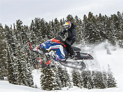 2022 Polaris 650 Indy XCR 136 SC in Fairbanks, Alaska - Photo 4