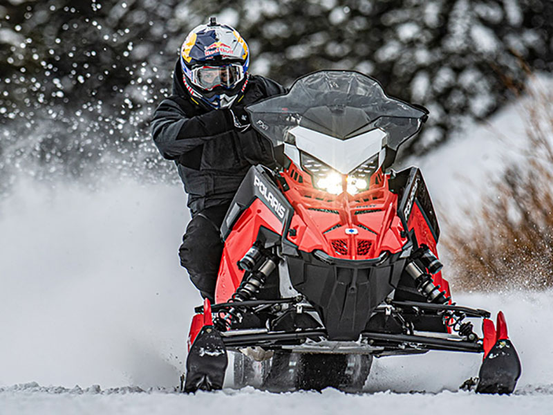 2022 Polaris 650 Indy XC 129 Factory Choice in Saint Johnsbury, Vermont - Photo 4