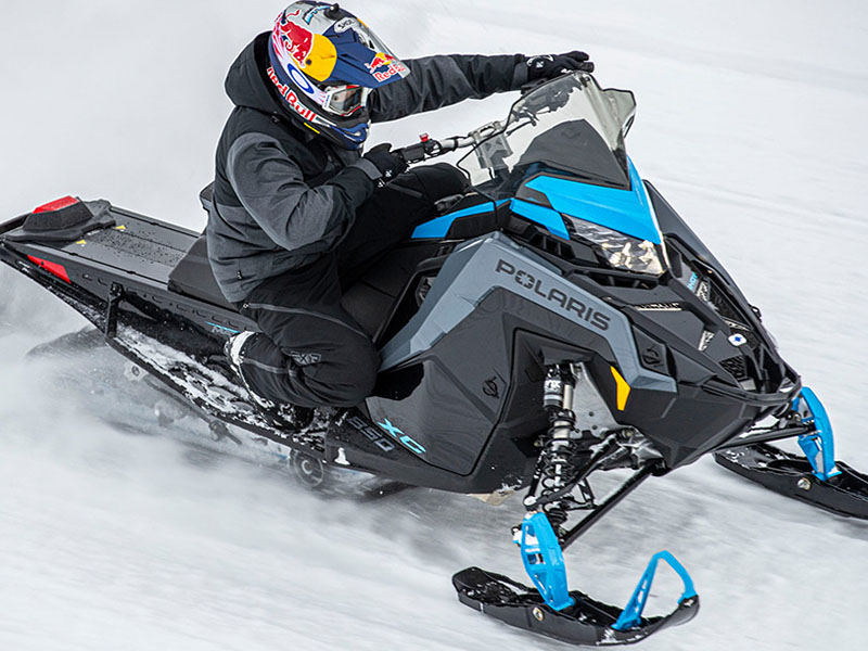 2022 Polaris 650 Indy XC 129 Factory Choice in Lewiston, Maine - Photo 7