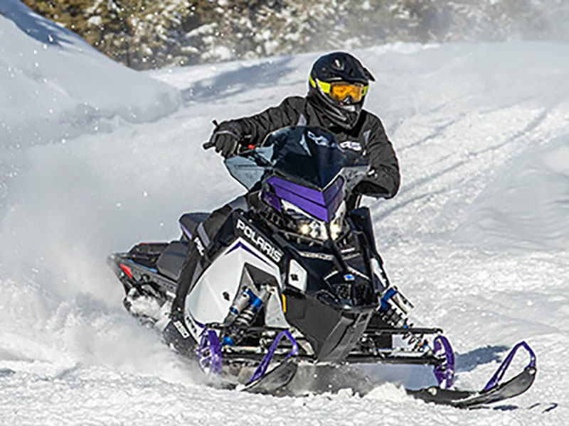 2022 Polaris 650 Indy XC 129 Factory Choice in Mount Pleasant, Michigan - Photo 8