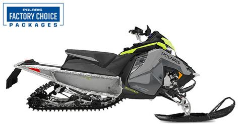 2022 Polaris 650 Indy XC 129 Factory Choice in Denver, Colorado - Photo 1