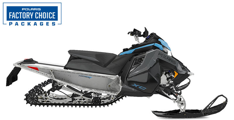 2022 Polaris 650 Indy XC 137 Factory Choice in Lincoln, Maine - Photo 1