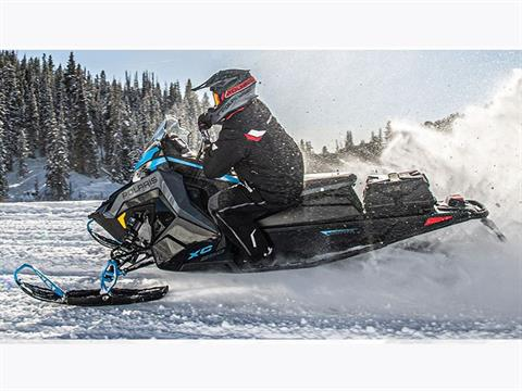 2022 Polaris 650 Indy XC 137 Factory Choice in Lincoln, Maine - Photo 3