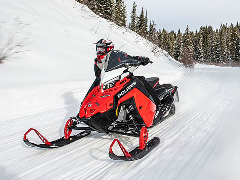 2022 Polaris 650 Indy XC 137 Factory Choice in Lincoln, Maine - Photo 5