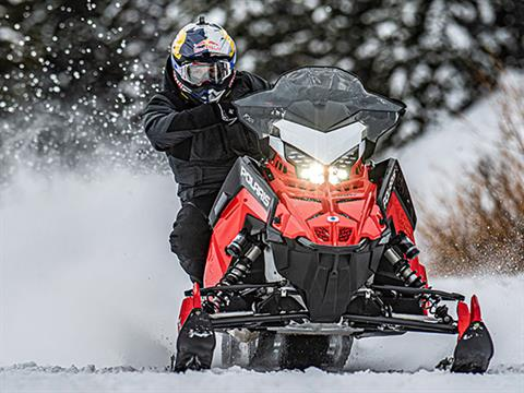 2022 Polaris 650 Indy XC 137 Factory Choice in Anchorage, Alaska - Photo 4